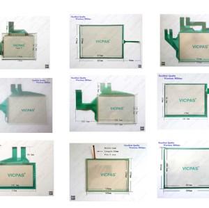 Touchscreen panel for GUNZEU.S.P.4.484.038MZM-02 touch screen membrane touch sensor glass replacement repair