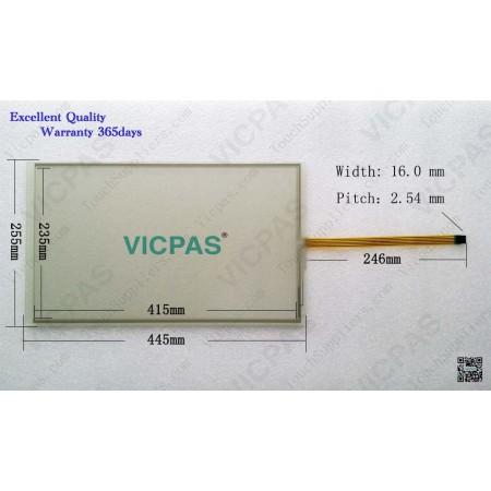 Touch screen panel for 6AV7863-3MB10-0AA0 IFP1900 FLAT PANEL 19