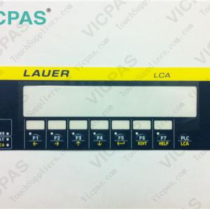 Membrane keyboard for LCA250 membrane keypad switch