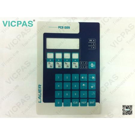 Membrane keyboard for PCS 009 membrane keypad switch