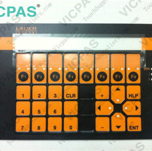 Membrane keyboard for PCS090 membrane keypad switch