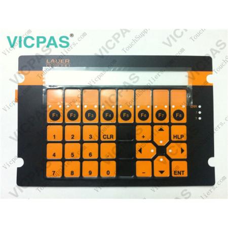 Membrane keyboard for PCS090 membrane keypad switch