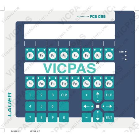 Membrane keypad for PCS095 2nd membrane keyboard switch