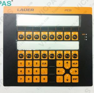 Membrane switch for PCS095 2nd version membrane keypad keyboard
