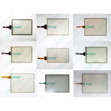 Touch panel screen for V150-03-9D touch panel membrane touch sensor glass replacement repair