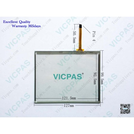 Touch screen panel for H2227-45 touch panel membrane touch sensor glass replacement repair