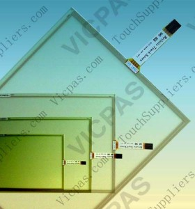Touch screen panel for P/N:08F7-0000-56035 S/N:050427204 touch panel membrane touch sensor glass replacement repair