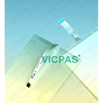 Touch panel screen for R8671-45A touch panel membrane touch sensor glass replacement repair