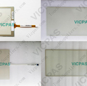 Touch panel screen for GP-121F-5H-N15B touch panel membrane touch sensor glass replacement repair