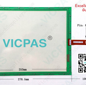 Touch screen panel N010-1555-T255/N010-1555-T255 Touch screen panel