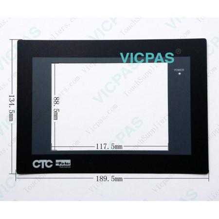 NEW! Touch screen panel Parker PA206Q-133,PA06S-133, PA05S-133 touchscreen