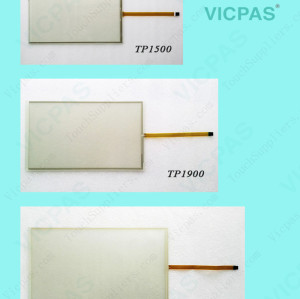 6AV6646-0AB21-2AX0 Touch panel glass screen