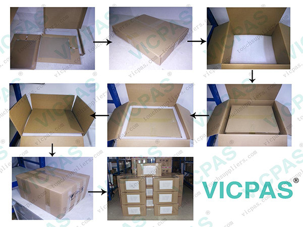 vicpas touch screen package