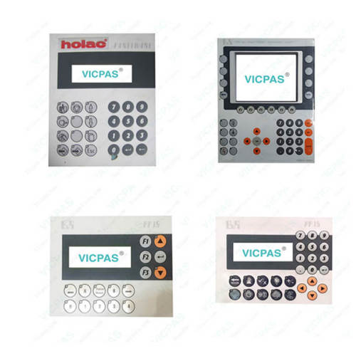 5PC725.1505-K15 شاشة تعمل باللمس 5PC725.1505-K15 لوحة المفاتيح غشاء VPS T12