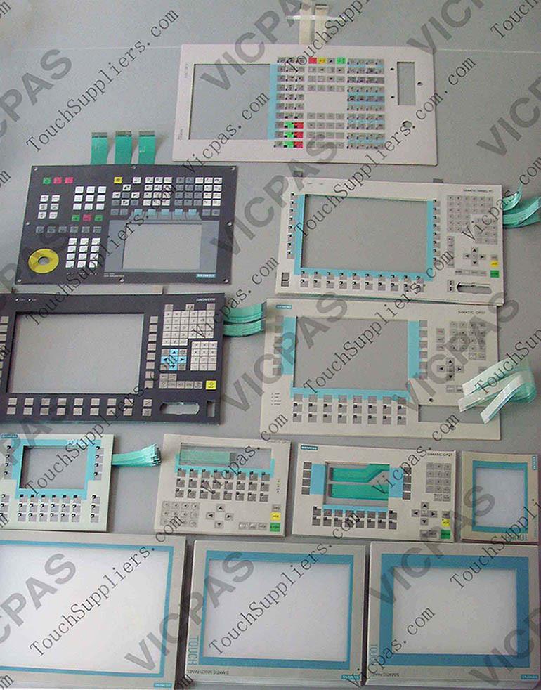 GNAD-SHA 01511 418 0401 membrane keyboard