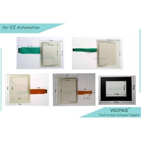 EZ-17MT Touch Panel EZ-17MT Touch Screen Glass