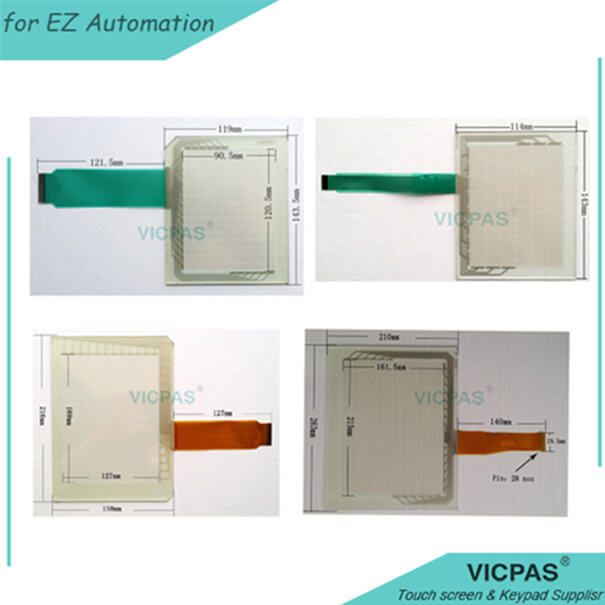 EZW-T15C-ED touch panel