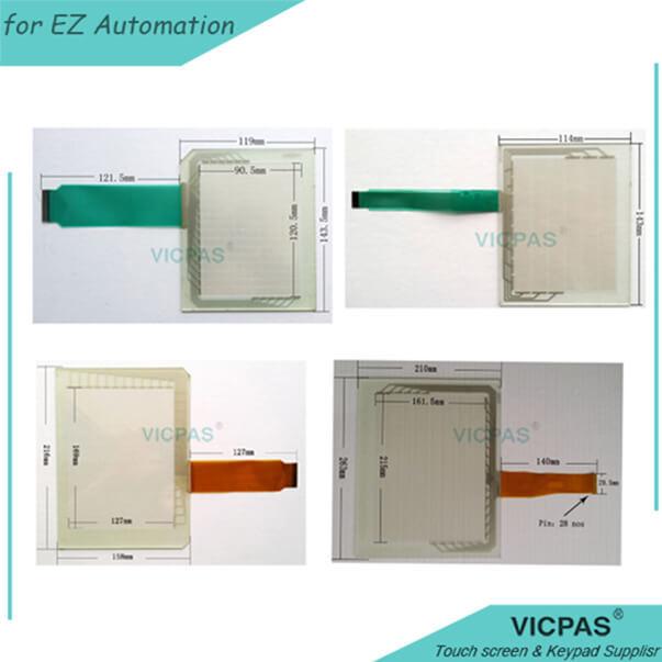 EZ3-T7C-E / EZ3-T8C-Etouch screen