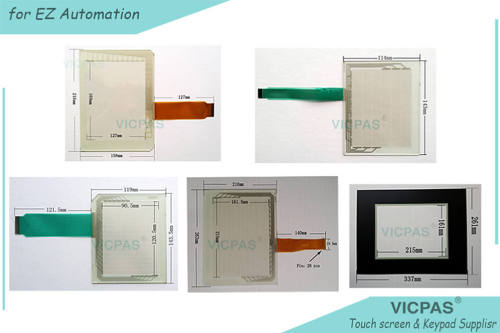 Сенсорная панель EZ-12M Сенсорный экран EZ-12MT-S