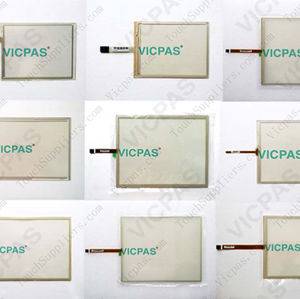 Touch Panel 6186M-17PTSS Touch Screen Glass repair