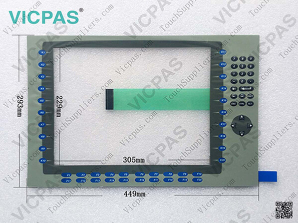 2711P-B15C10D6 Touch screen panel