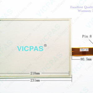2711P-T10C15A1 Touch Screen Panel Glass Repair