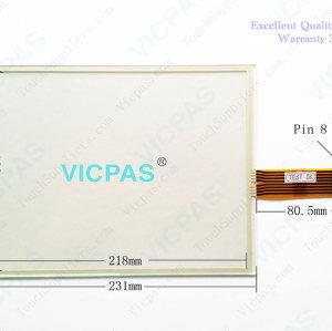 Allen Bradley PanelView Plus 1000 Touch Screen Panel Membrane Keypad