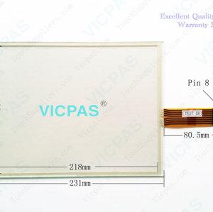 2711P-B10C6D1 Touch Screen 2711P-B10C6D1 Membrane Keyboard