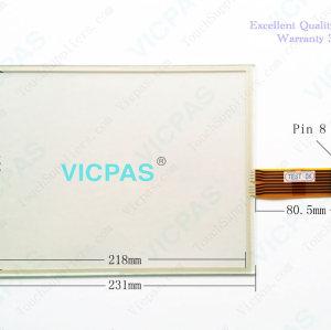 2711P-B10C15B2 Touch Screen 2711P-B10C15B2 Membrane Keypad
