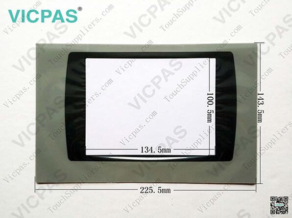 Protective film mask 2711P-T7C10D6