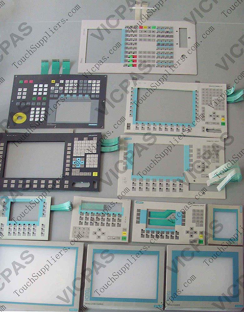 DTC281 05-500-281 DIAS membrane keyboard