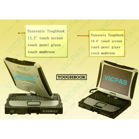 For Panasonic Toughbook touch screen panel glass repair