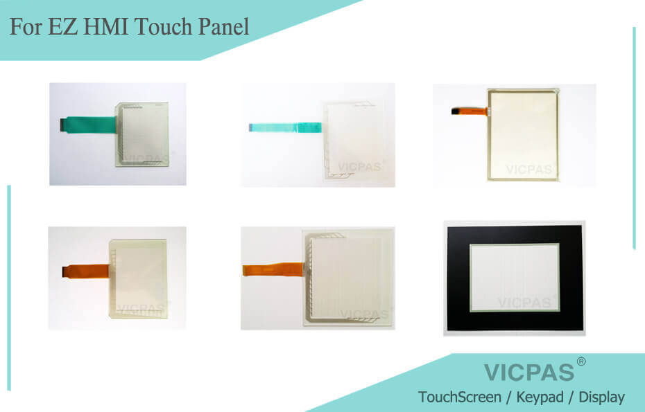 EZAutomation HMIs Touch Screen Panel Glass Repair