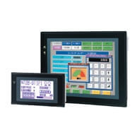 nT series touch screen panel glass