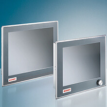 CP22xx HMI touch screen panel Series