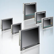 CP62xx hmi touch screen panel series