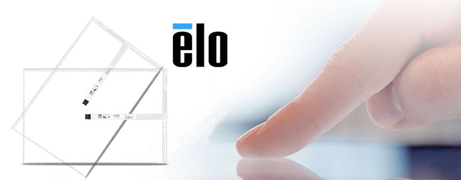 elo resistive touch screen glass repair