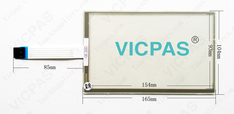 New For AMT 2525  7-inch  Touch Screen Glass