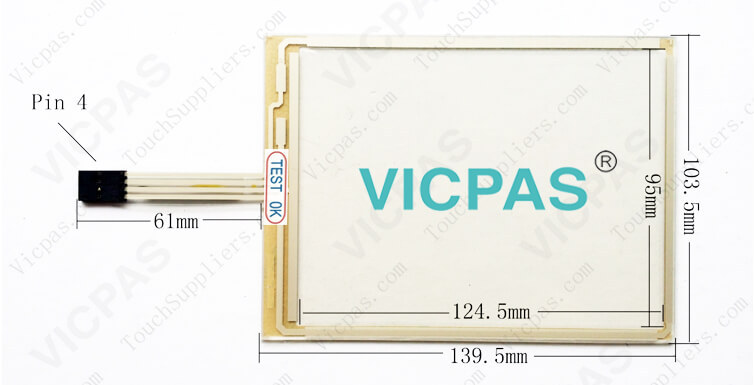 AMT9523 AMT-9523 Touch screen panel repair