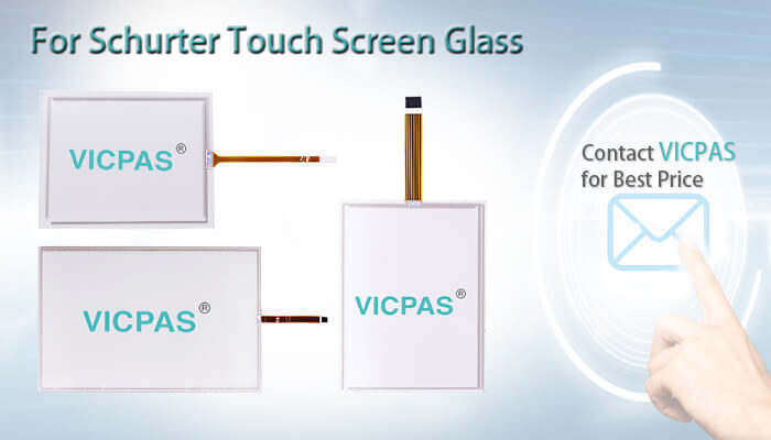 83F4-4180-C1260 TR5-121F-26N Touch screen panel glass repair.