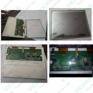 CYBELEC S-CT6-1A0808WNN CbyTouch 6 Touchscreen U.R.T. 524057001001 touch panel