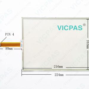 HT104A- ND0A152 / H3104A-NDNBD52 NGAHFW1 Touch Screen Panel