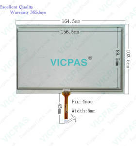 033A1-0721B A0721033-F2 0C275213E Touch Screen Panel
