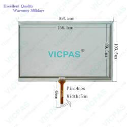 033A1-0721B A0721033-F2 0C275213E Panel de pantalla táctil