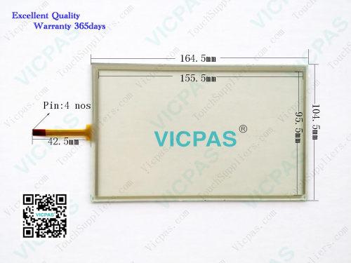 033A1-0721B A0721033-F2 0C275213E لوحة شاشة تعمل باللمس