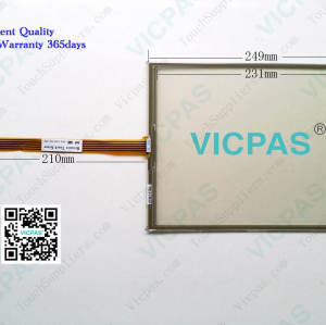 ITO108.2713 A5E0025799 KT17657 07471 Touch screen panel