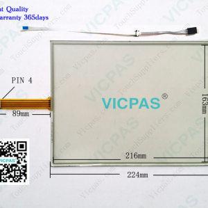 TT15250A21F S5104E18P5Z3AD12F8130538 W025L025 2-2 Touch Screen Panel