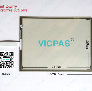 FLT09.4-001-0H1 PN 002741HL-582 SCN-AT (E274) 458633-000 touch screen panel
