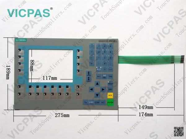 M-0759 Mfr.date:22/11 Мембранный переключатель клавиатуры
