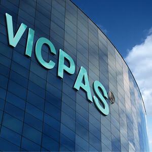información de la empresa vicpas